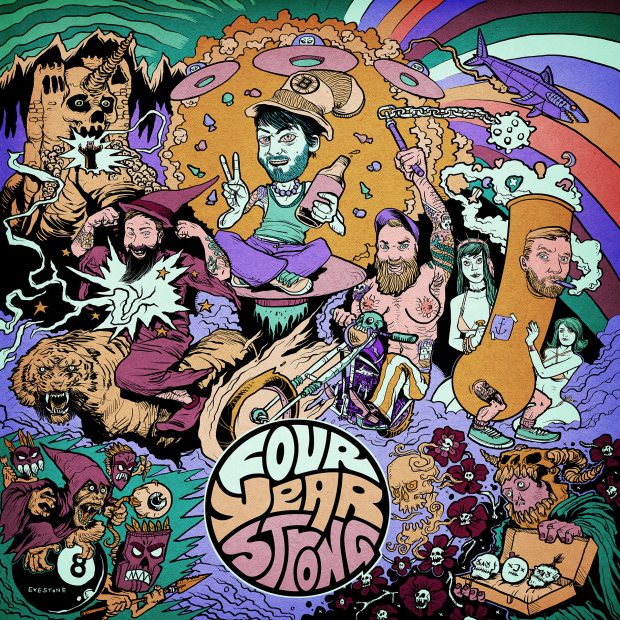 four-year-strong-self-titled